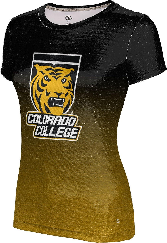 Colorado School of Mines University Mens Performance Tank Topography