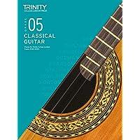 Trinity College London Classical Guitar Exam Pieces 2020-2023: Grade 5