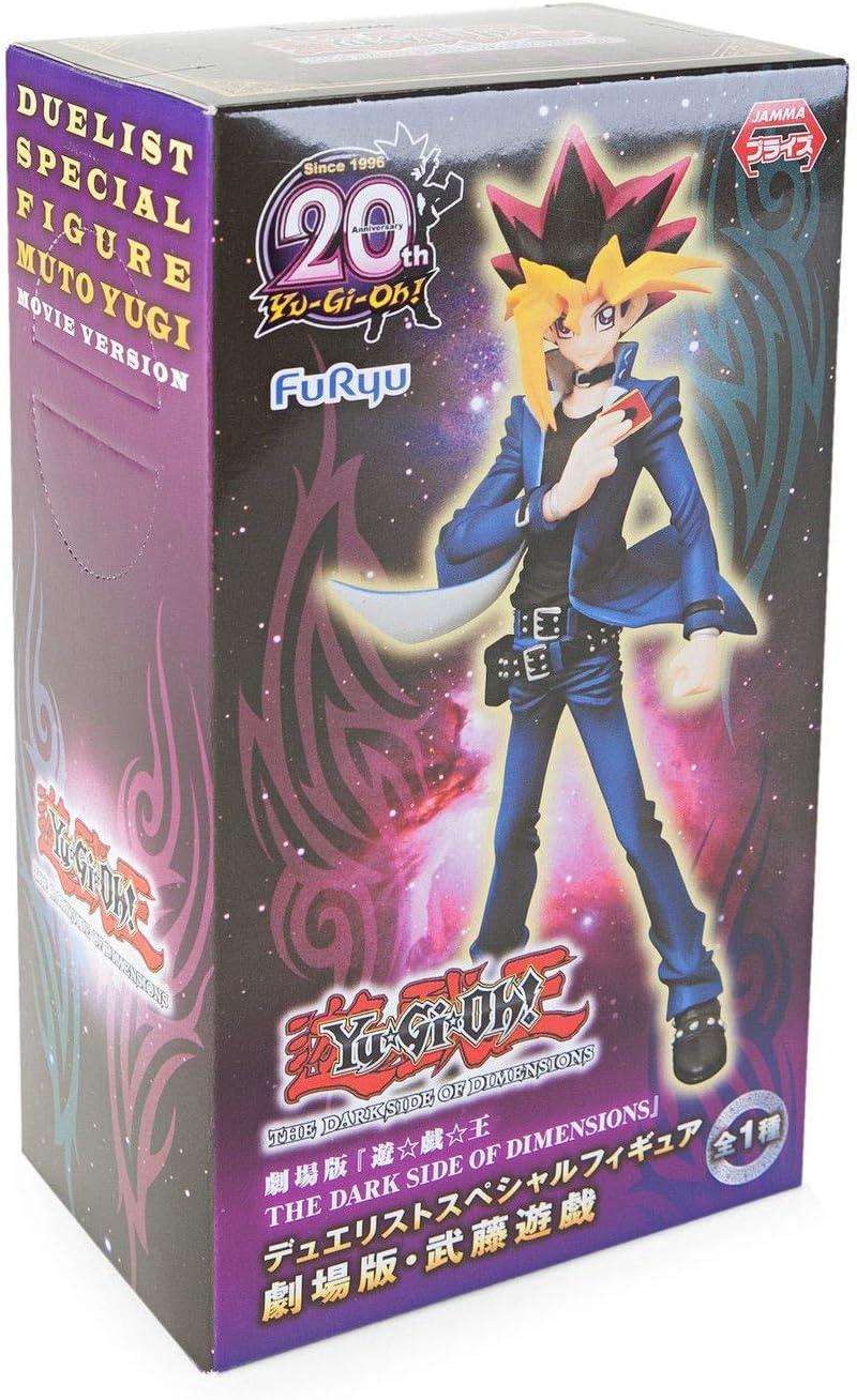 Furyu 6.7/' Yu-Gi-Oh The Dark Side of Dimensions Yugi Muto Duelist Special