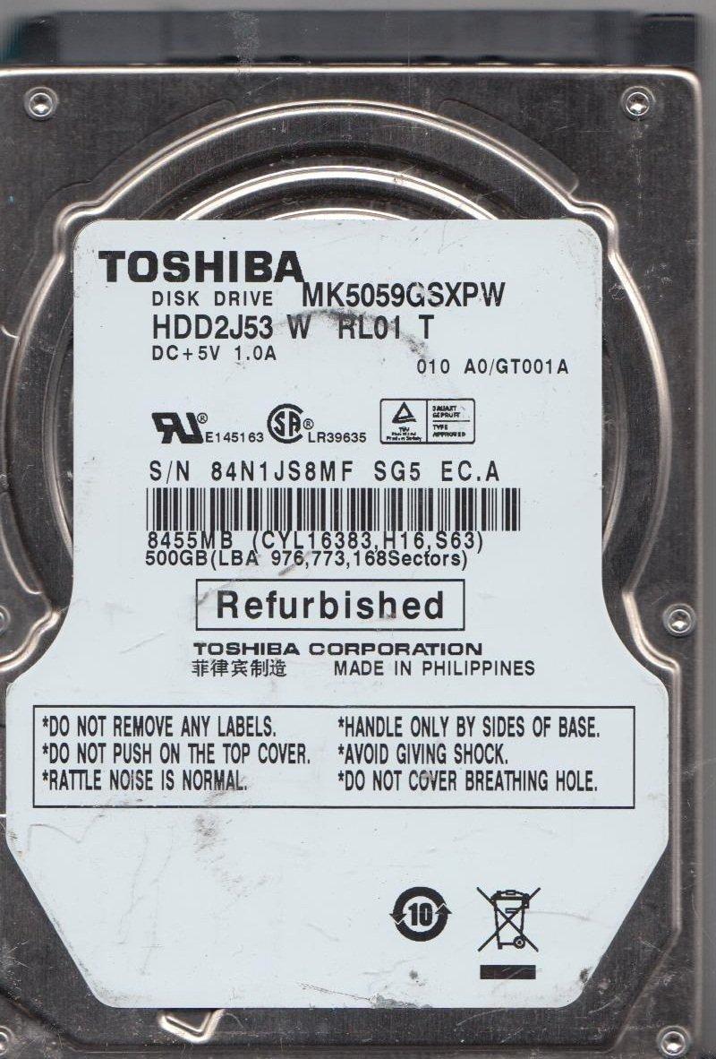 TOSHIBA HDD2J53 TREIBER WINDOWS 10