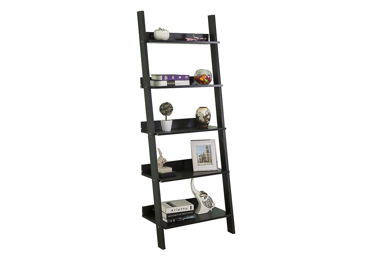 100 leaning ladder bookshelves ana white leaning ladder wal