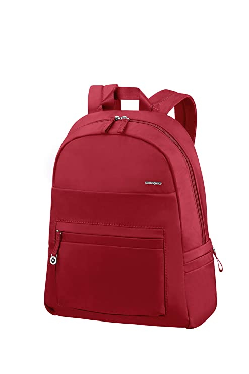 "SAMSONITE - Move 2.0 Backpack 14.1"", Mochilas Mujer, Rojo (Dark"