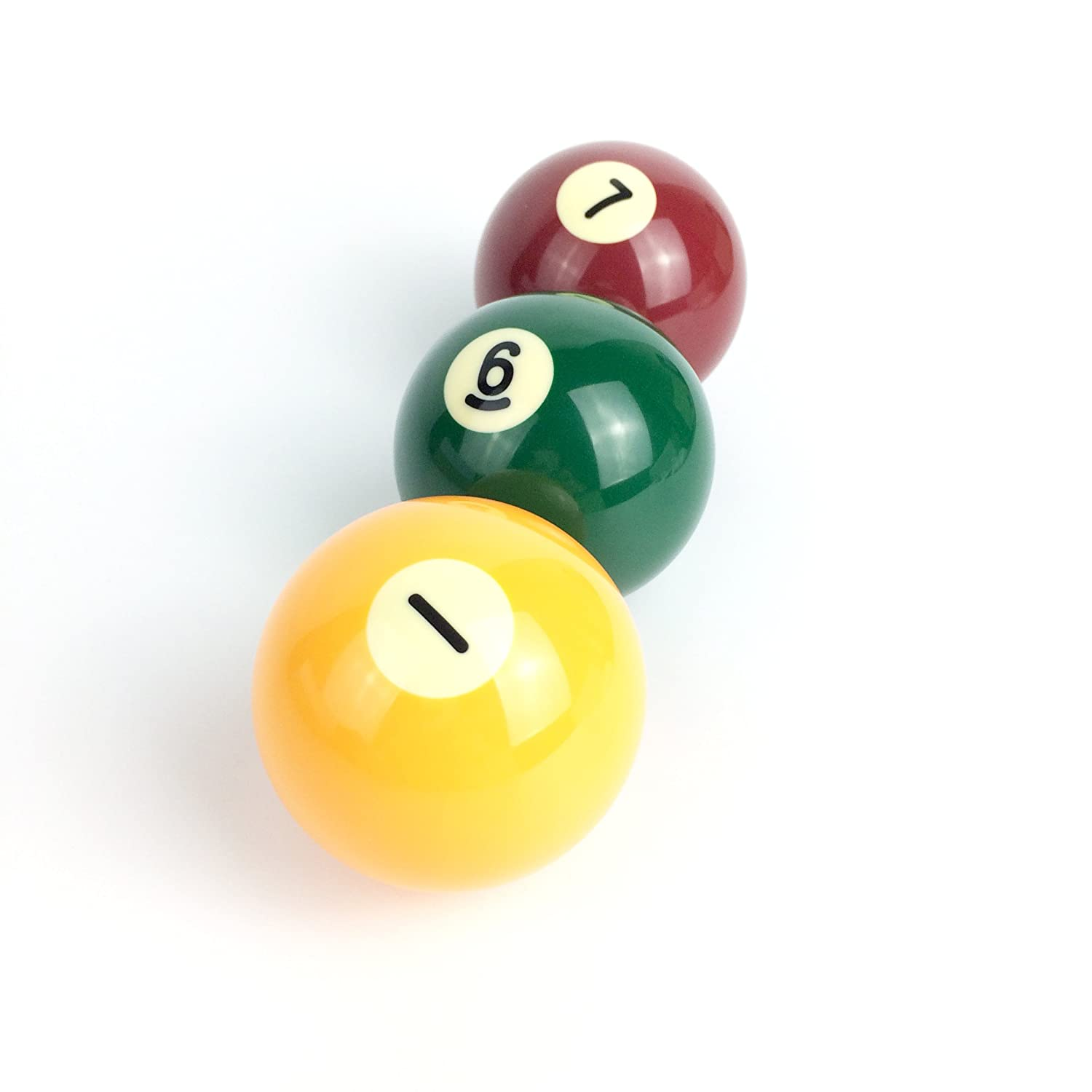 Awesome Colors Of Billiard Balls Motif - Coloring Page ...