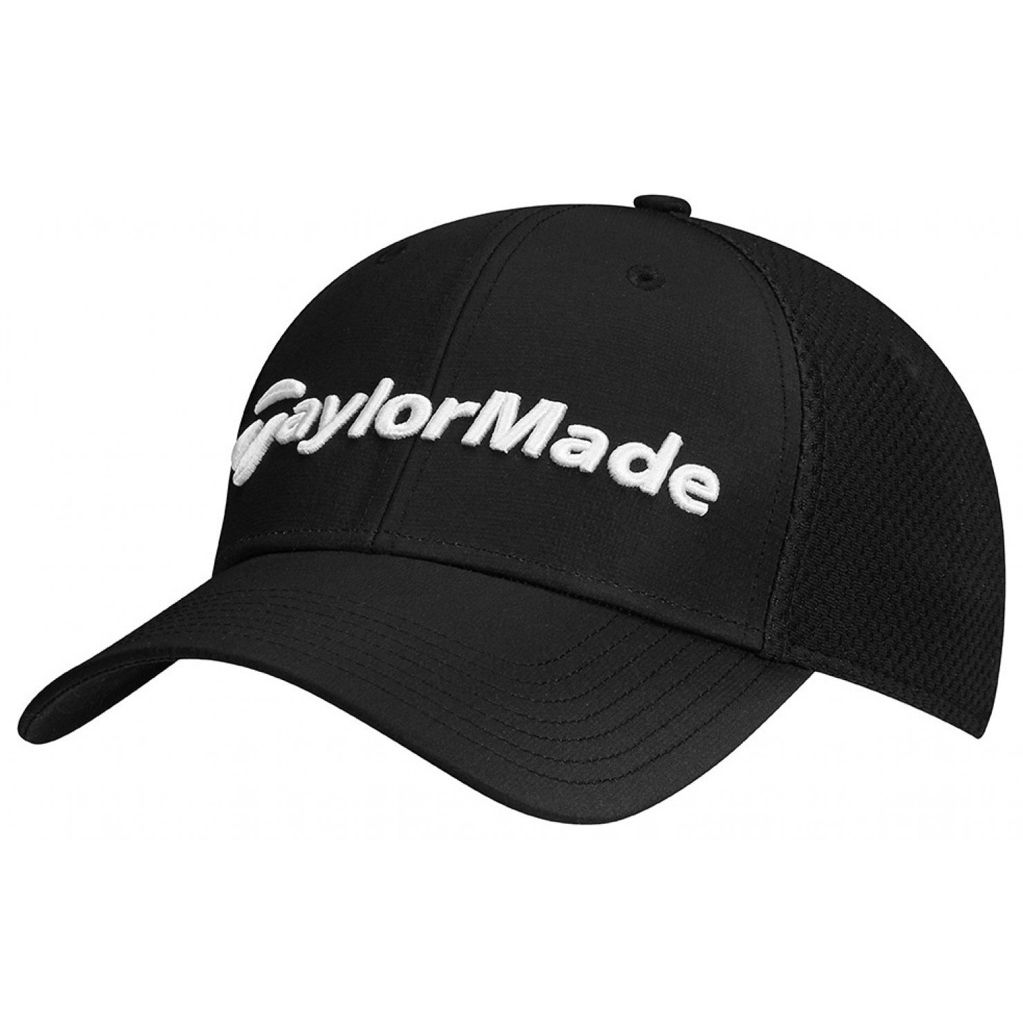 TaylorMade Golf 2017 performance cage hat black l/xl