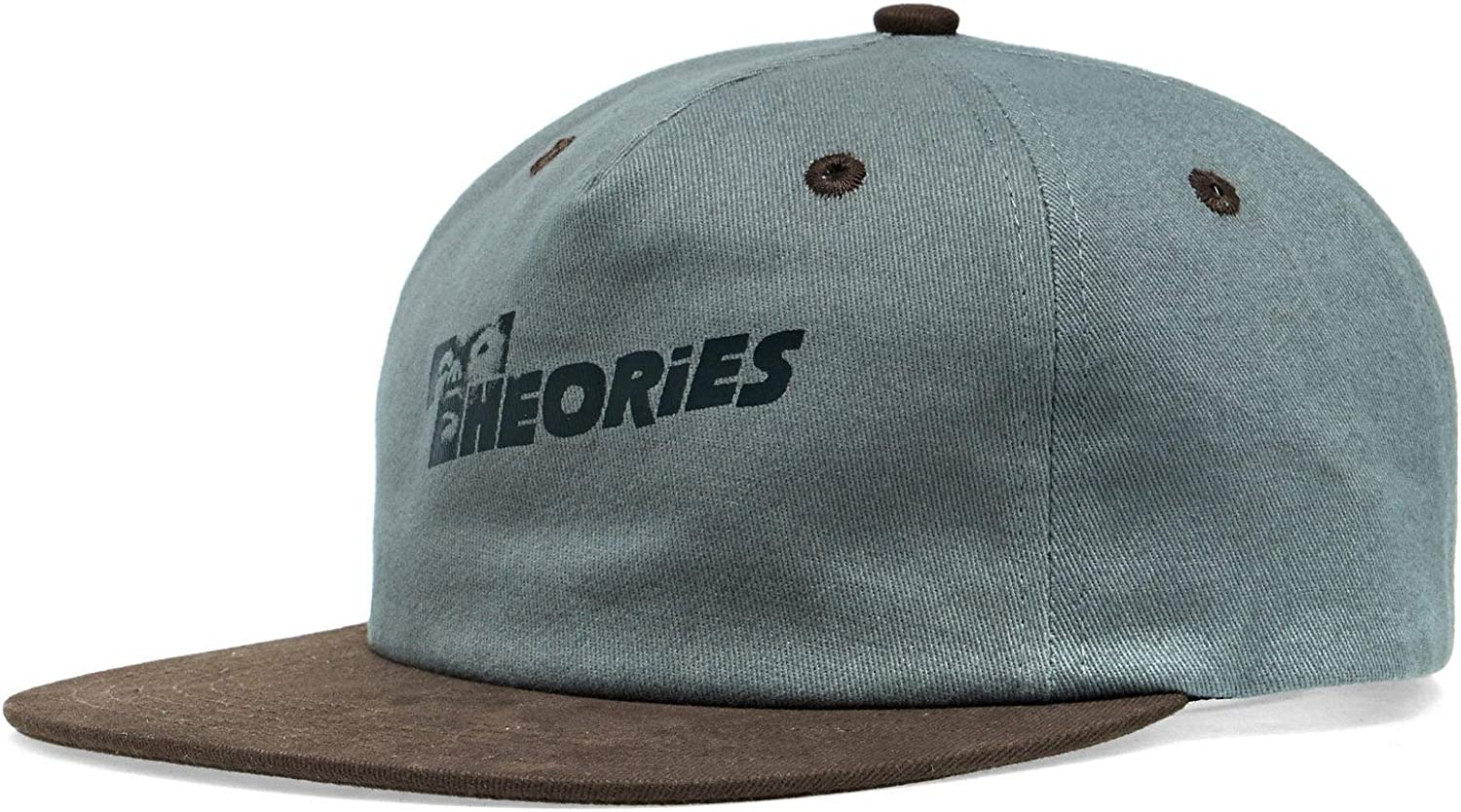 Theories Of Atlantis Overlook Gorra Gris Gris / Marrón Taille ...