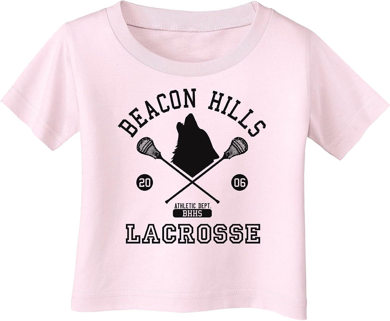 Beacon Hills Lacrosse Wolf Infant T-Shirt