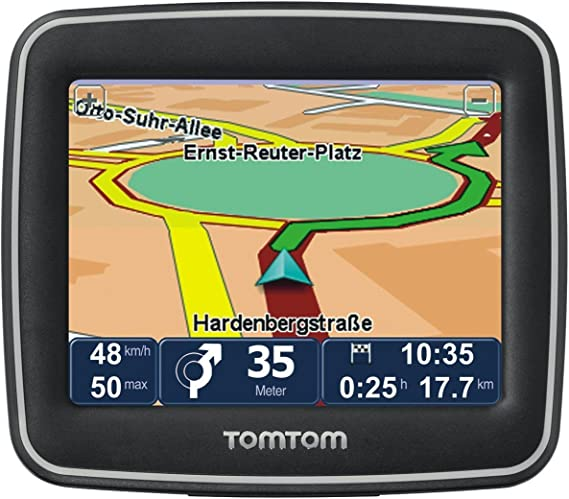Tomtom Start 2 Iq Routes Central Europe Traffic Elektronik