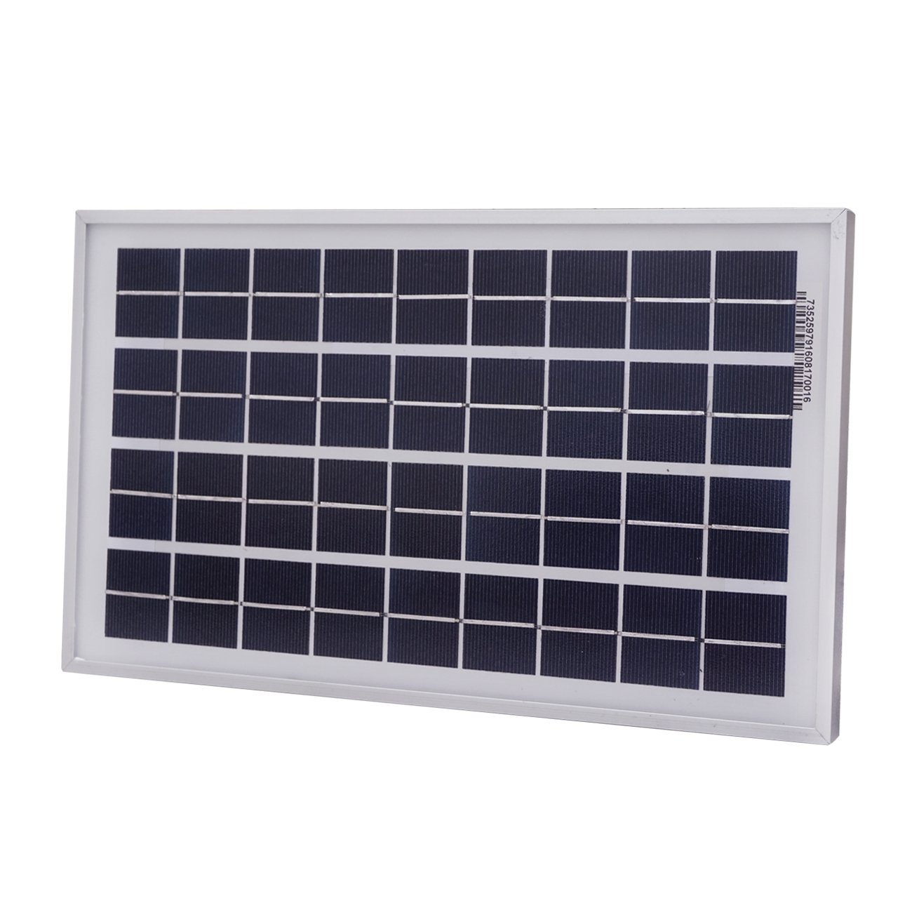 Amazon.com : ECO-WORTHY 10W Solar Panel 10 Watt 12 Volt Pv Solar Module, Solar  Cell Panel : Garden & Outdoor