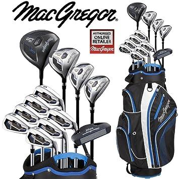 MacGregor DCT2000 - Juego de bolsas de golf para hombre de ...
