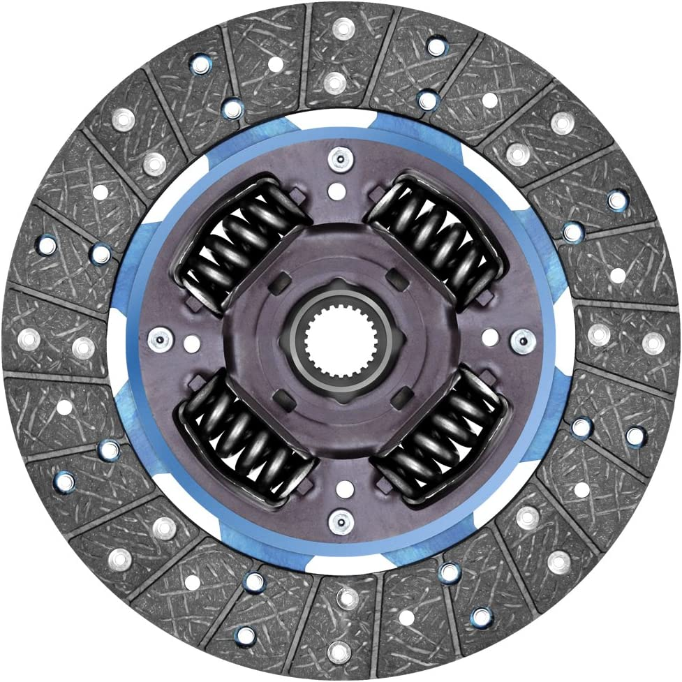 Clutch Disc Stage 3 OEM Replacement for Nissan 350Z 370Z /& Infiniti G35 G37