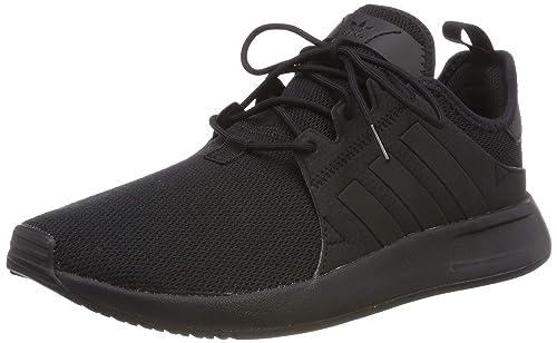 f1062c13c0d adidas Men s X PLR Gymnastics Shoes Black  Amazon.co.uk  Shoes   Bags