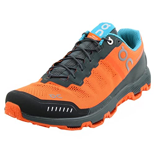 On Running Cloudventure Flame Shadow 44  Amazon.it  Scarpe e borse 27b9ce3605c
