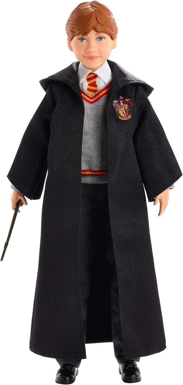 Harry Potter- Ron Weasley Muñeca Personaje, Multicolor, 0 ...