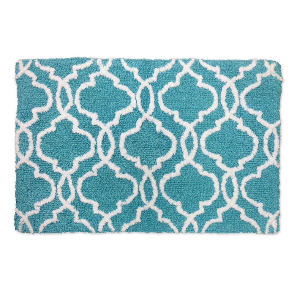 Aqua bathroom rugs - Aqua Bathroom Rugs 45