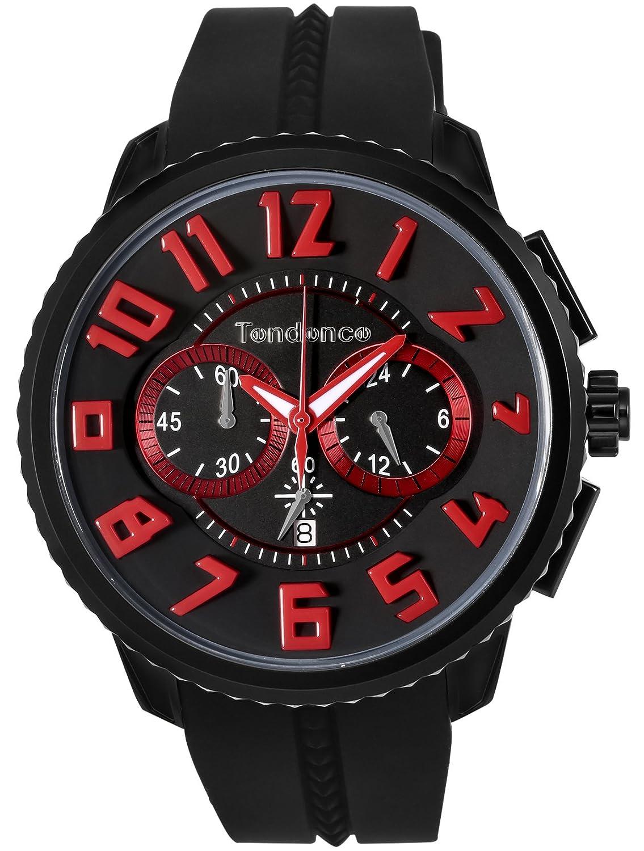 [テンデンス]Tendence 腕時計 【300本限定】ALUTECH Gulliver ブラック文字盤 TY146006 【並行輸入品】 B075D48HXP