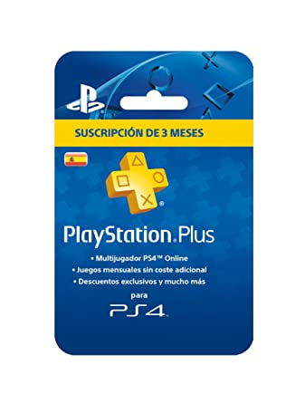 Sony - Tarjeta PSN Plus 90 Días (3 Meses) - Segunda ...