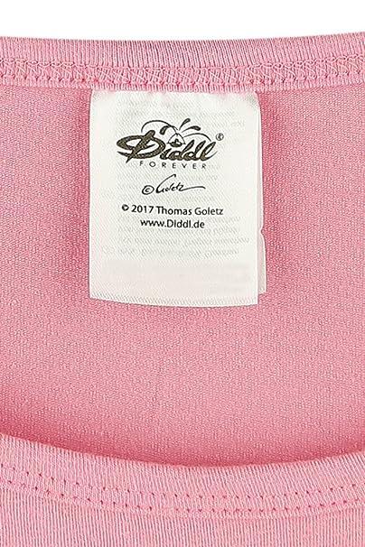 Diddl 90`s Original Camiseta Mujer Coral XL: Amazon.es: Ropa y accesorios