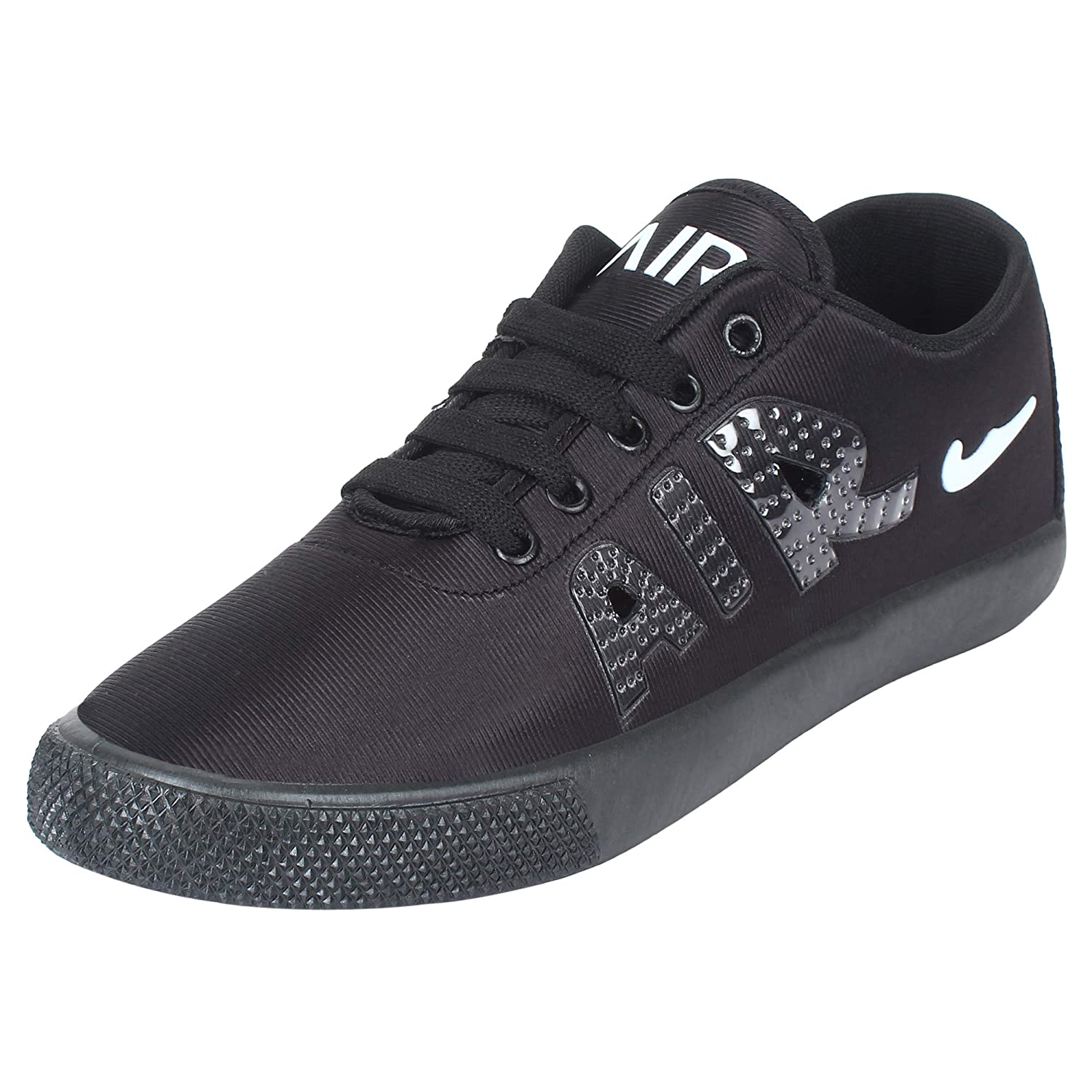 430a250fc Earton Men's Comfortable & Trendy Look Synthetic Grey Sneakers: Buy Online  at Low Prices in India - Amazon.in
