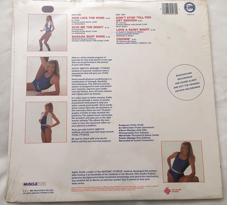 Kathy Smith's Aerobic Fitness