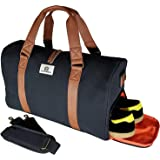 2db0dc6f4f Chad Hayward   Co Adam Sports Duffle Holdall Bag with Shoe Compartment For  Travel Gym Weekend