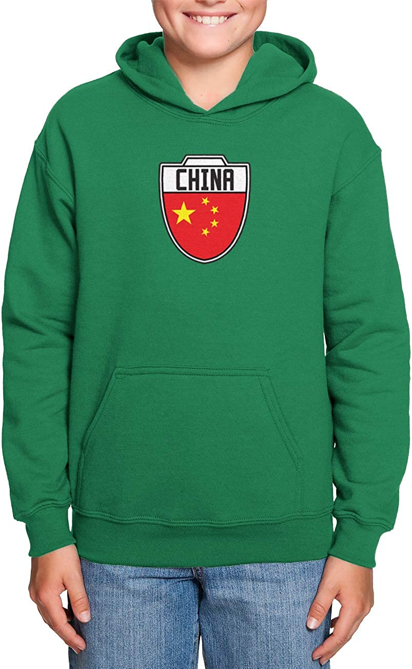 Country Soccer Crest Toddler//Youth Fleece Hoodie China