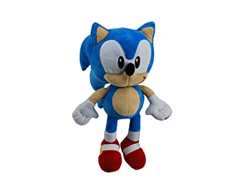 Sonic The Hedgehog – Sierra Peluche 28 cm, Color