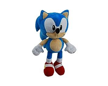 Sonic The Hedgehog – Sierra Peluche 28 cm, Color
