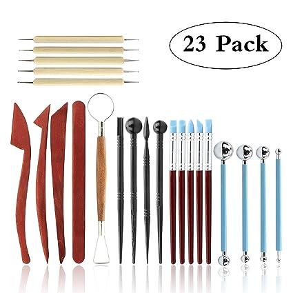 Amazon.com  Polymer Clay Tools dd64904a7