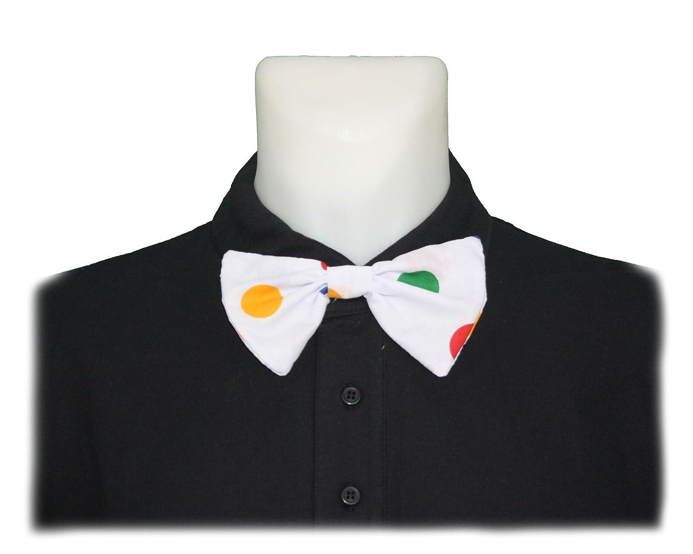 Children in Need Polka Dot Bow Tie CIN Fancy Dress One Size