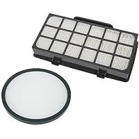 Rowenta zr006001Kit de filtres pour système de filtration X-Trem Power Cyclonic (ro69x x) High Efficiency Cassette, pré-moteur, noir