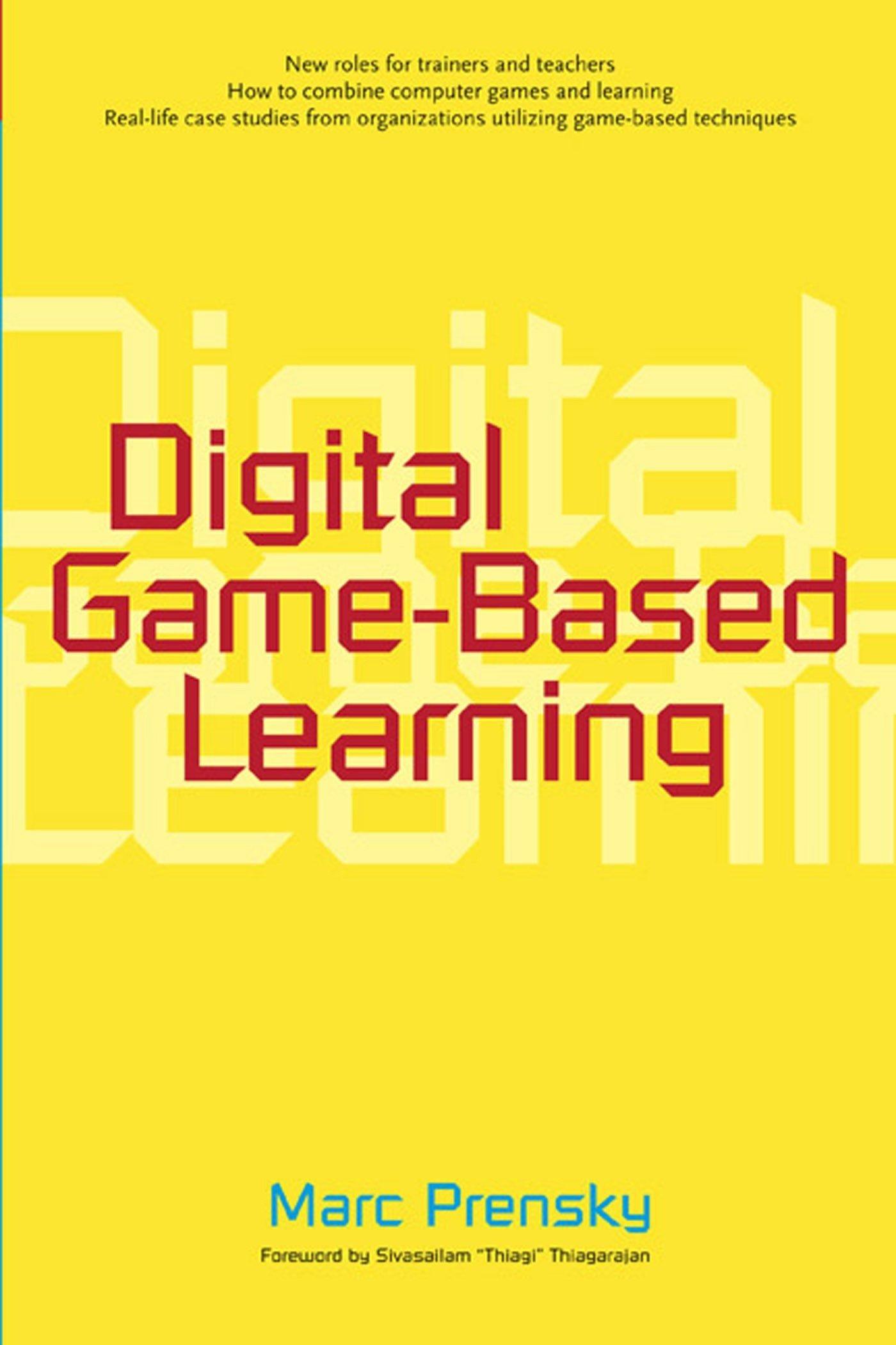 Digital Game-Based Learning: Amazon.de: Marc Prensky: Fremdsprachige Bücher