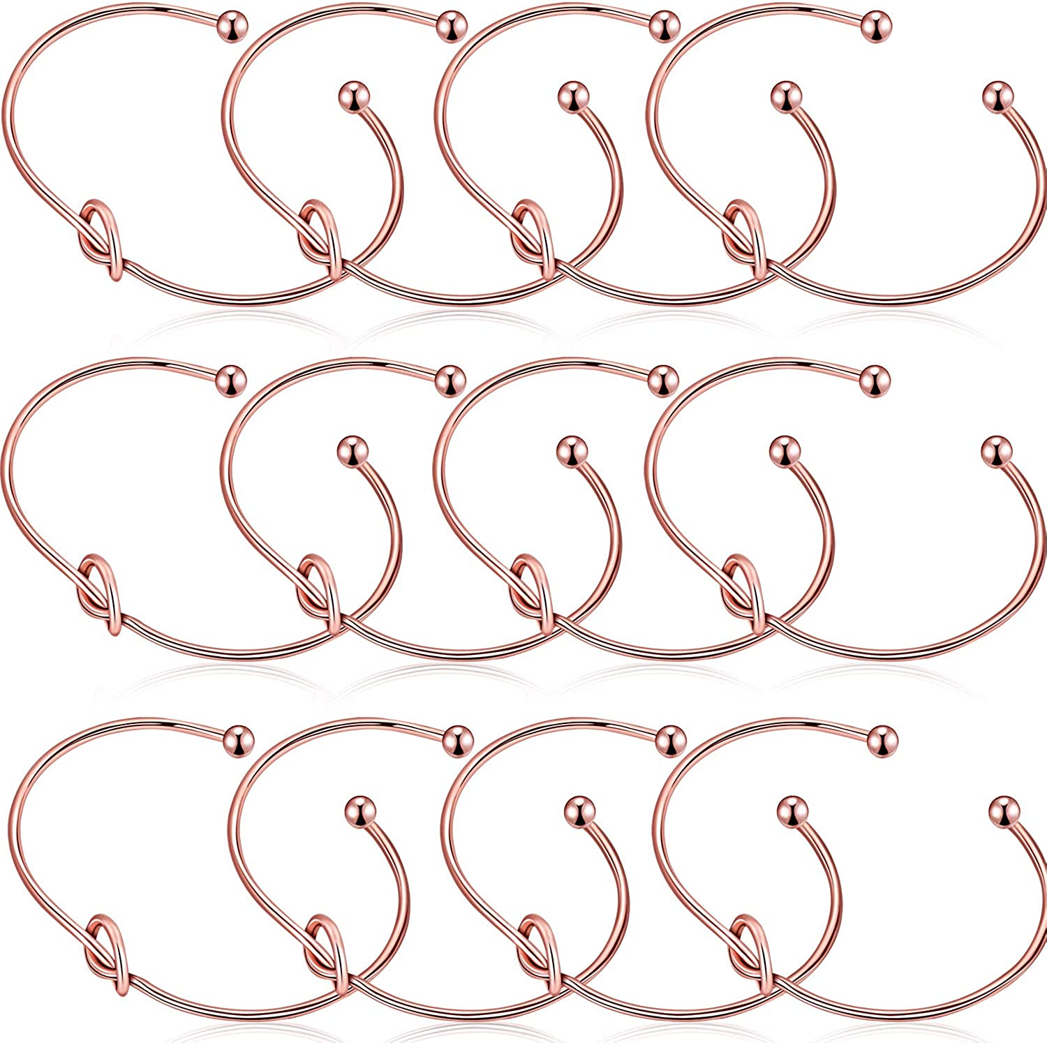 Hicarer 12 Pieces Love Knot...