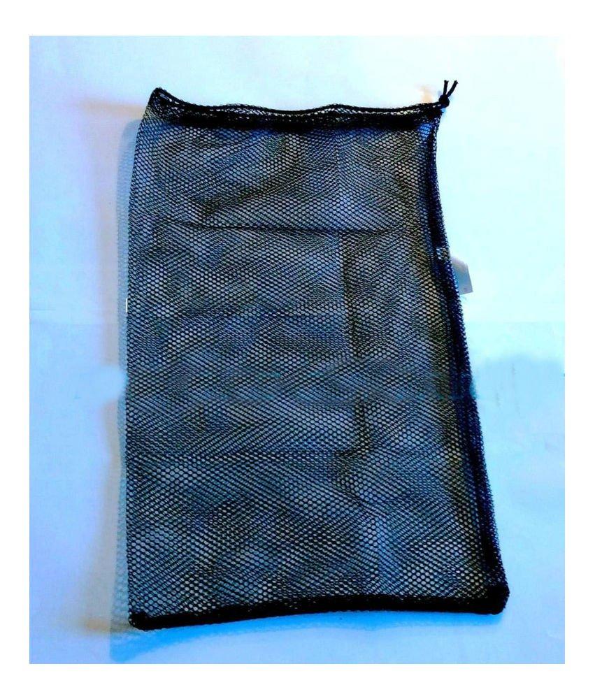メッシュ巾着バッグのDive Diving Gearフィンマスクシュノーケルスキューバダイビングシュノーケリング B01MRMDW9T