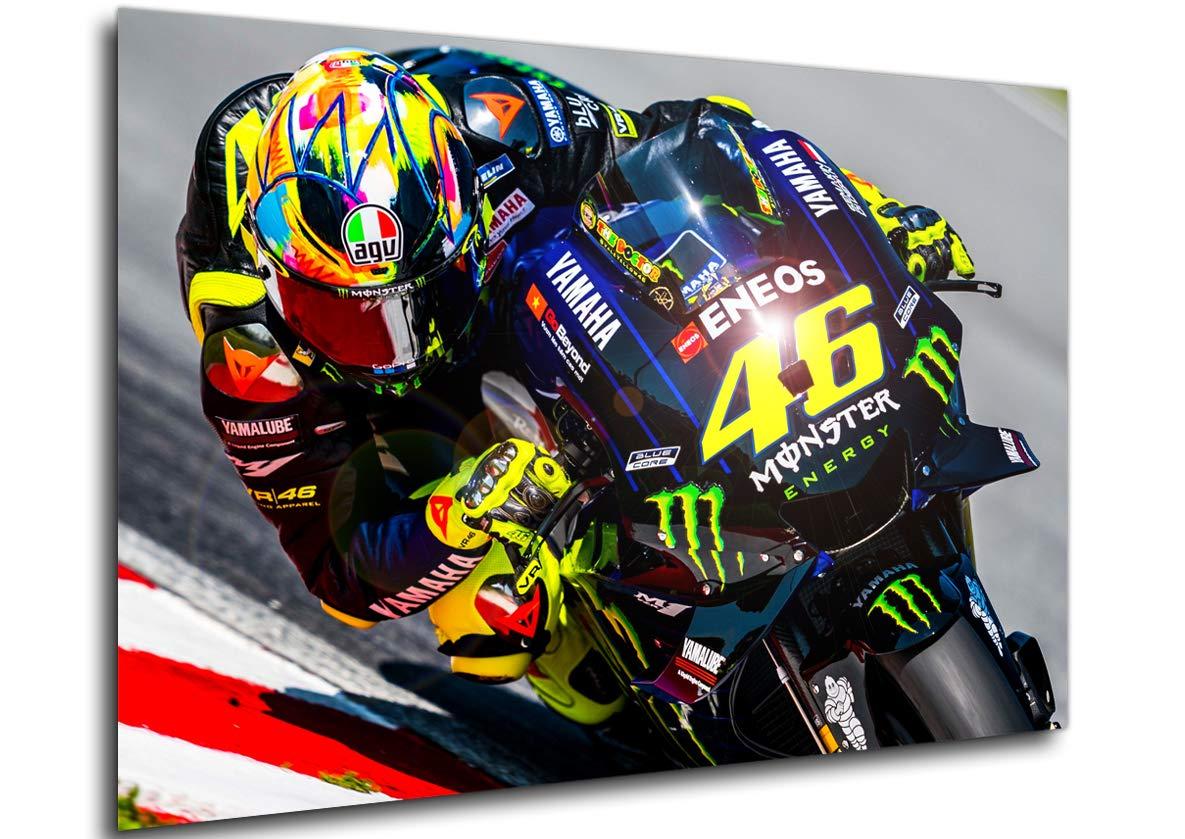 Instabuy Poster - Sport - Moto GP - Valentino Rossi Variant 5 ...