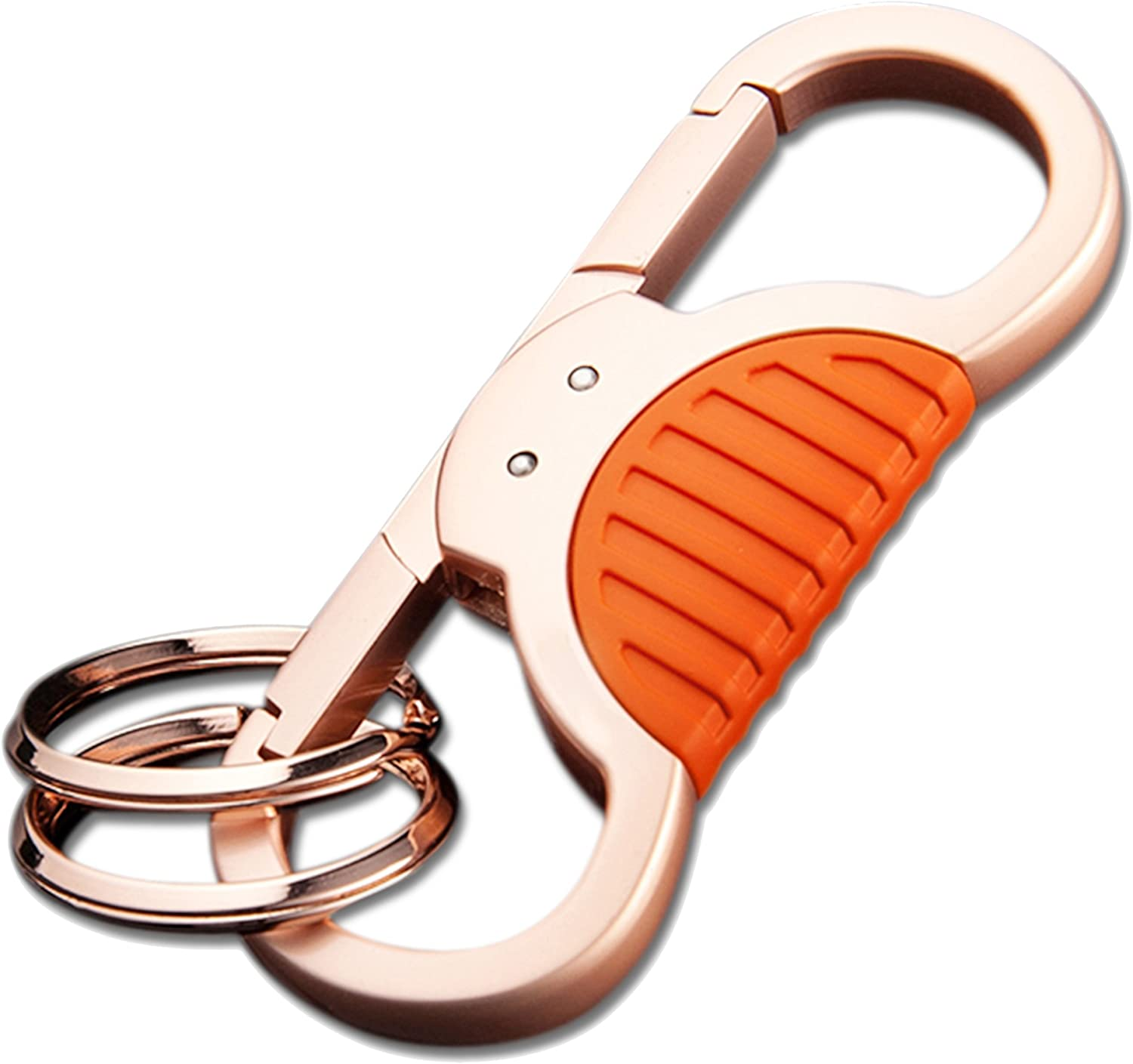 B06XYVVZVL OLIVERY Stainless Steel Keychain, Will Never Rust, Bend or Break! Built by Kühn 71qLL58YiDL