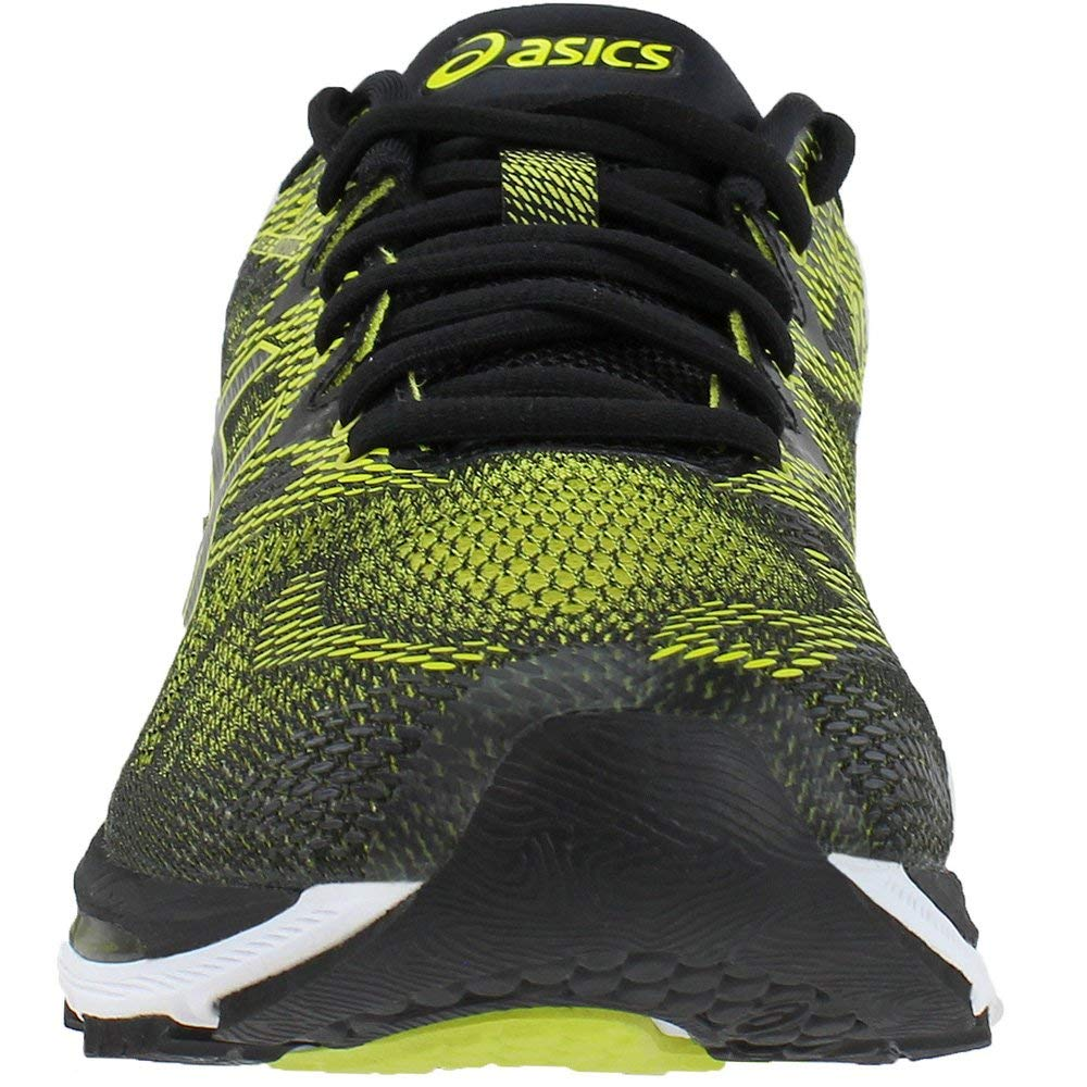 ASICS Men's Gel-Nimbus 20 Running Shoe, Sulphur Spring/Black/White, 6.5 Medium US by ASICS (Image #5)