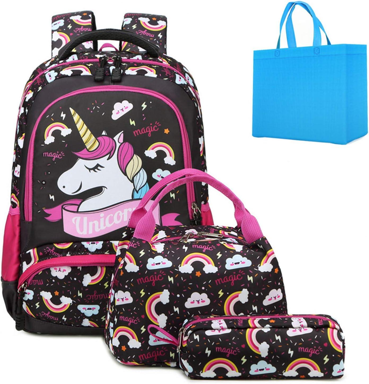 Mochila Unicornio Niña Mochila Infantil niña Mochila Escolar Niña ...