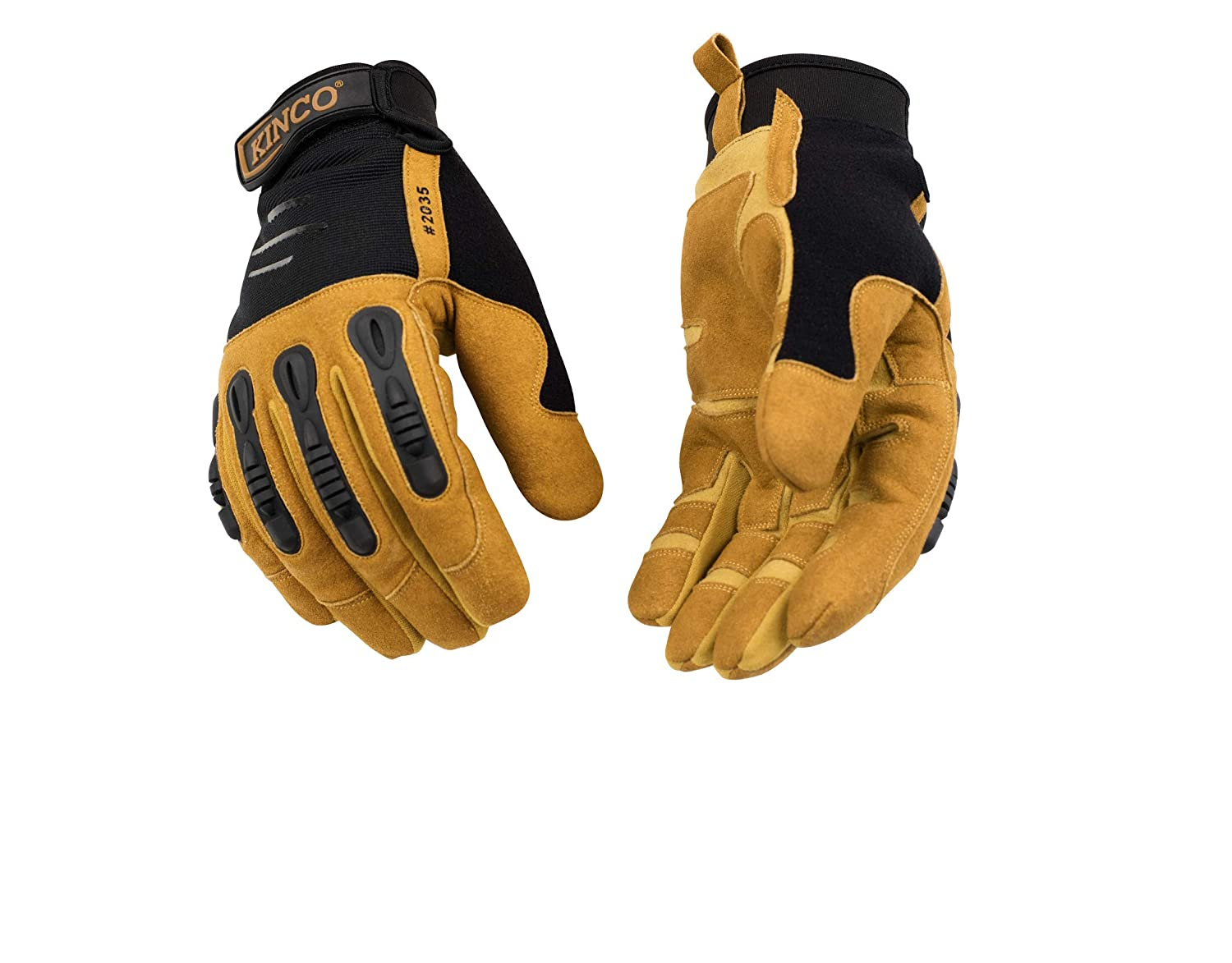 KincoPro Foreman Synthetic with Impact Protection & Pull-Strap