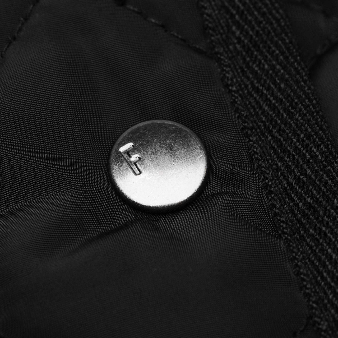 Firetrap Womens Kingdom Jacket Heritage Quilt Coat Top Long