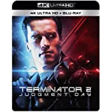 Terminator 2: Judgment Day(Terminateur 2: Le Jugement Dernier) [4k UHD Blu-ray] (Bilingual)