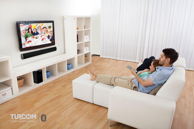 Amazon.com: Turcom TS-404 2.1 Channel Stereo HDTV Home Theater ...