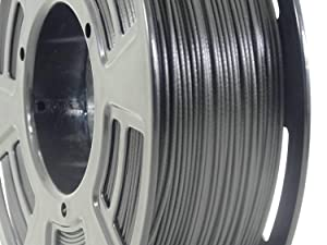 Stronghero3D PETG 3D Printer Filament Galaxy Black 1.75mm 1kg for CR10 Ender3 A8 Accuracy +/-0.05mm
