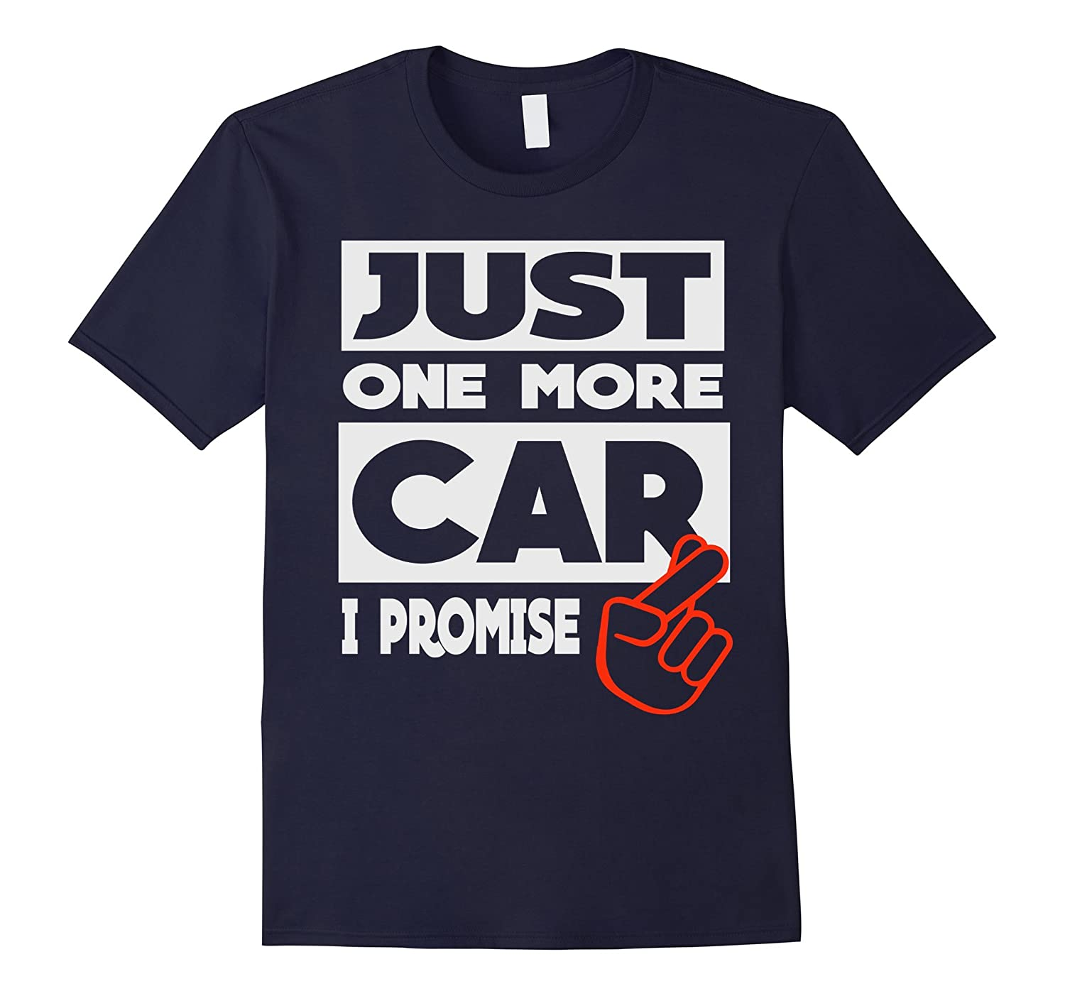 Just One More Car - I Promise-Art