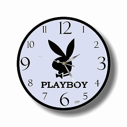 Art Time Production Playboy 11 Handmade Wall Clock
