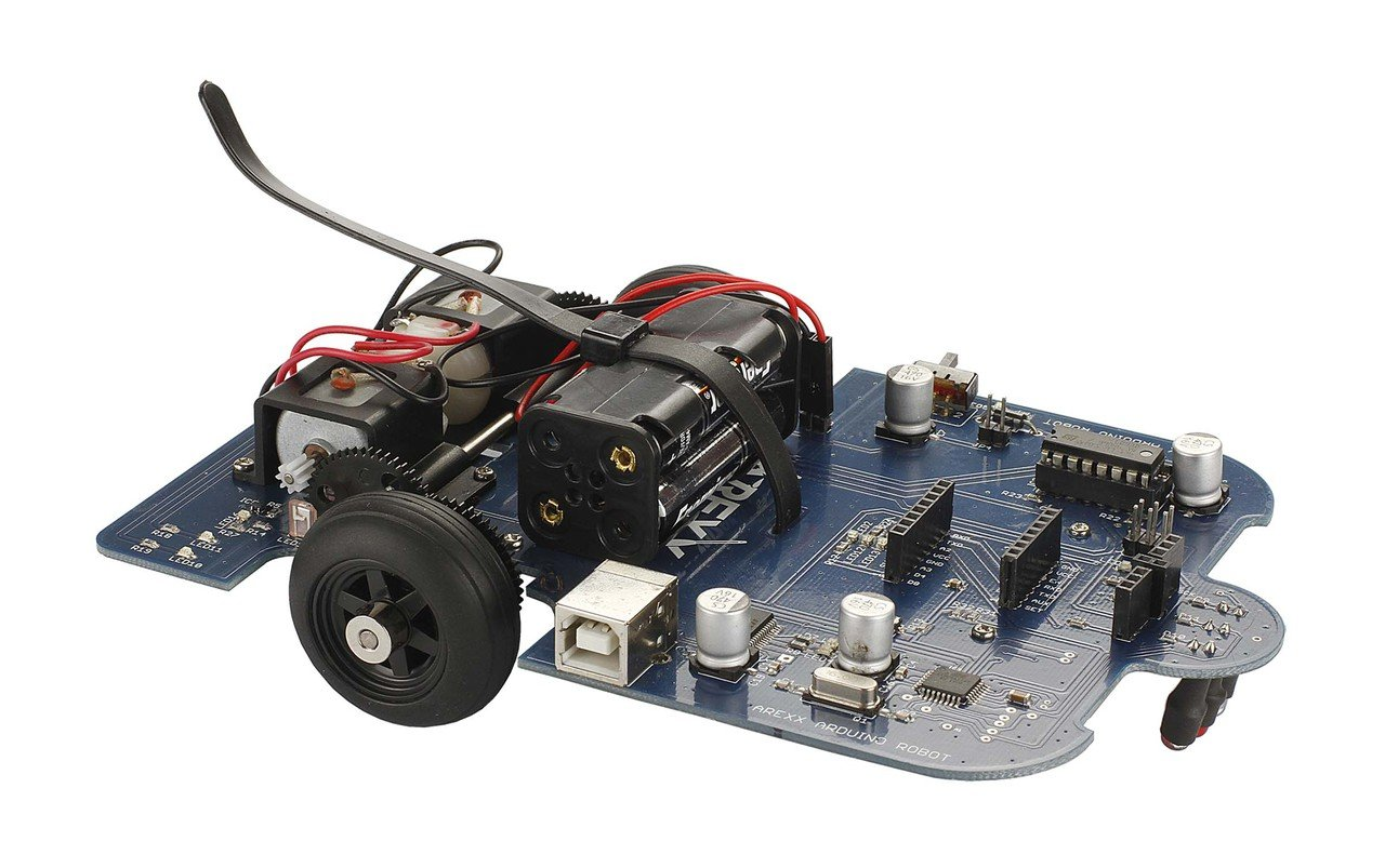 Global Specialties AAR Autonomous Mobile Arduino
