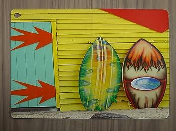 Funda Protectora Carcasa para Ipad Air Trotamundos Graffiti tabla de surf