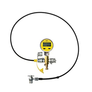 XZT S2D Aircraft Aviation Tools Schrader Gas Pressure kit,High Pressure Struct No Air Loss Coupler 556,Couplings to Fill Shocks