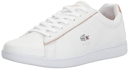 5f2b82711 Lacoste Women s Carnaby Evo 217 2 Sneaker