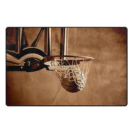 Benni giry Rango de baloncesto Alfombra antideslizante ...