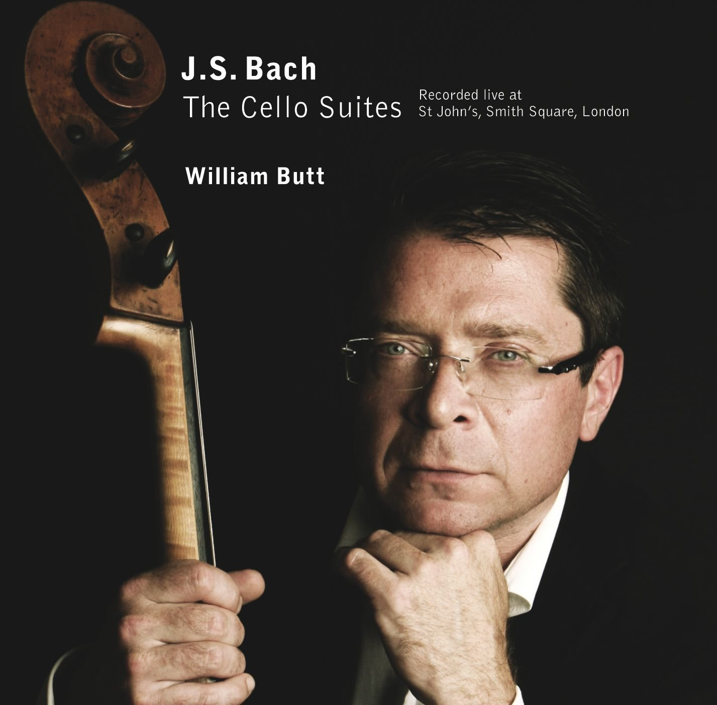 Bach Cello Suites: Live by Warner Classics